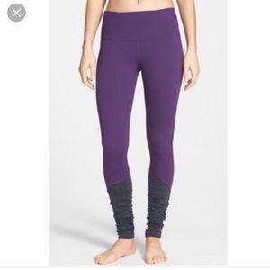 Zella Live In purple leggings size XS